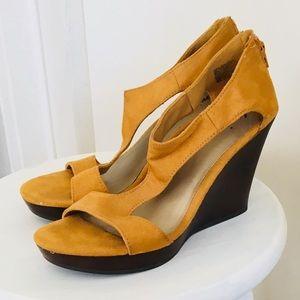 Fioni Wedged Heels